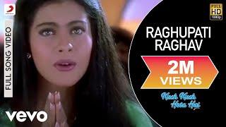 Gambar cover Raghupati Raghav - Kuch Kuch Hota Hai | Shahrukh Khan | Kajol