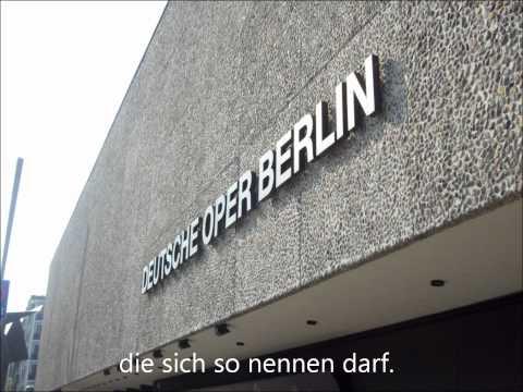 Berliner Musik; die deutsche Oper