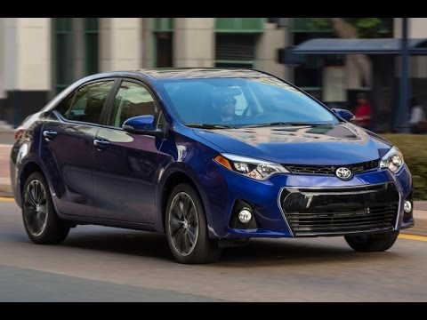 2015 Toyota Corolla S Start Up And Review 1 8 L 4 Cylinder Youtube