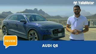 Audi Q8 2019 Review - The budget-friendly Lamborghini Urus? | YallaMotor.com