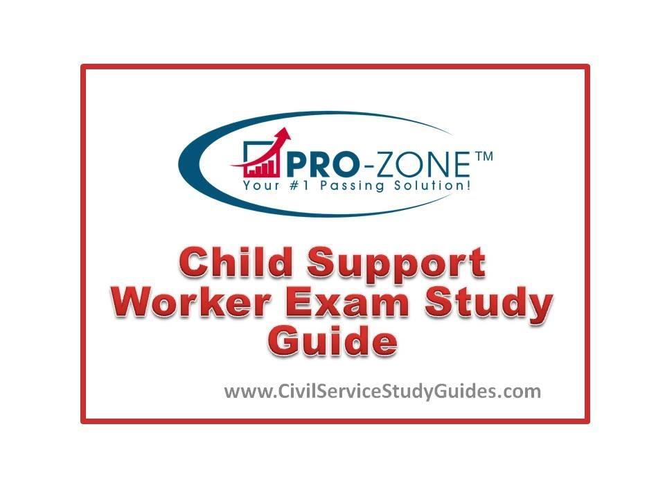 Child Support Worker Exam Study Guide Youtube