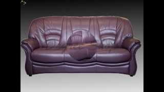 Кожаный диван Биарриц в www.de-gree.ru(Кожаный диван Биарриц.В качестве обивки используется натуральная кожа новой коллекции