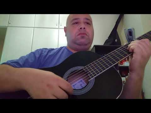 Beni Vurup Yerde Bırakma - Guitar Cover