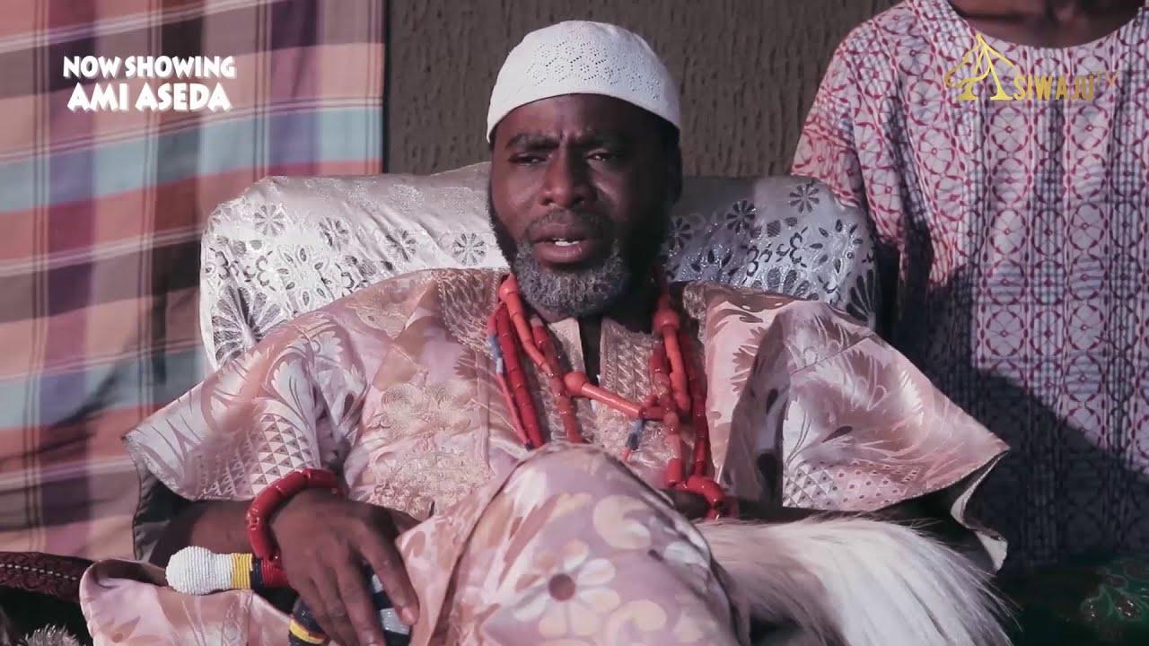 Download AMI ASEDA - Latest Yoruba Movie 2021 Drama Starring Ibrahim Chatta, Adekemi Taofeek, Joke Jigan..