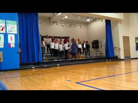 Tates creek elementary school choir