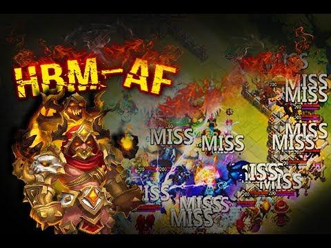 Castle Clash: HBM-AF ❚ F2P