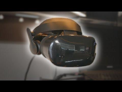 HMD ODYSSEY: O HEADSET DE VR DA SAMSUNG!