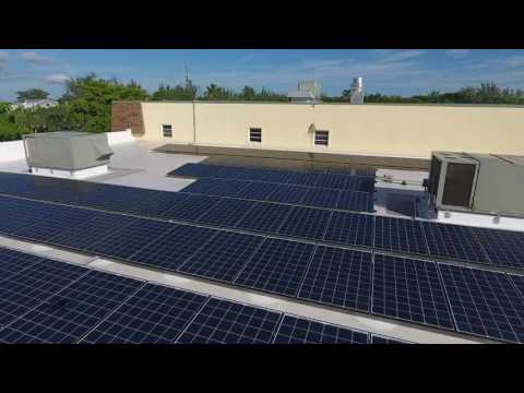 Bailey's General Store Solar Panels PV