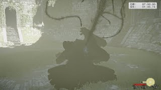【PS4 Pro】ワンダと巨像 - Hard Time Attack Mode #8・壁つたう影/Kuromori(01:46.74)