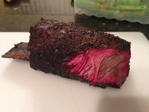 How to BBQ Beef Short Ribs