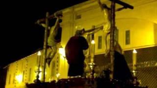 Cofradía de los Dolores (del Puente). Málaga, Lunes Santo de 2010. (2)