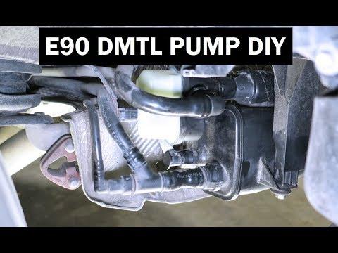 BMW 128i 328i 335i 135i 750Li Filter Cartridge For Fuel Vapor System Genuine NEW