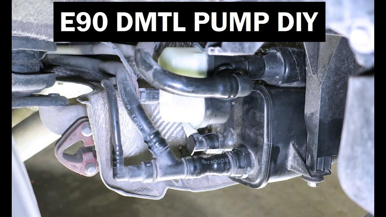 dmtl pump mini cooper location