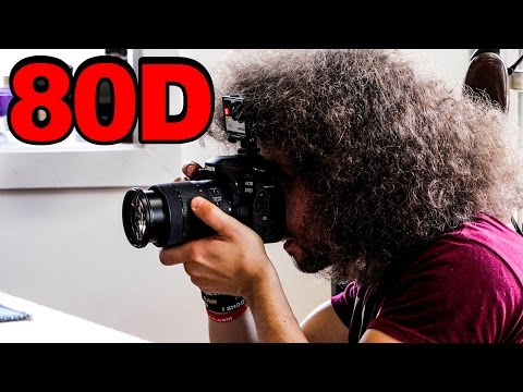 "How to get Professional Photos with a Kit Lens: ""Canon 80D"" 5 Min Portrait"
