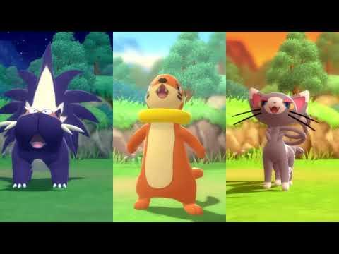 ¡Conoce lo último sobre Pokémon Brilliant Diamond y Pokémon Shining Pearl!