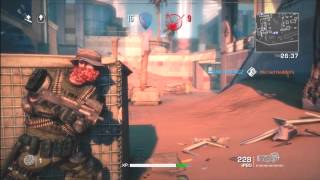 Spec Ops:The line Mutiny Multiplayer Gameplay