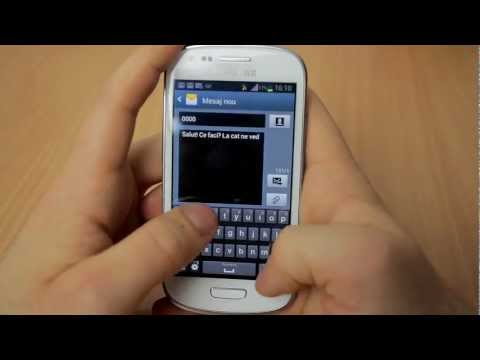 Samsung Galaxy S3 Mini Review! (in limba romana)