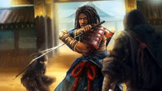 YASUKE,samurai NINJA  kutoka AFRIKA MASHARIKI alietikisa JAPAN