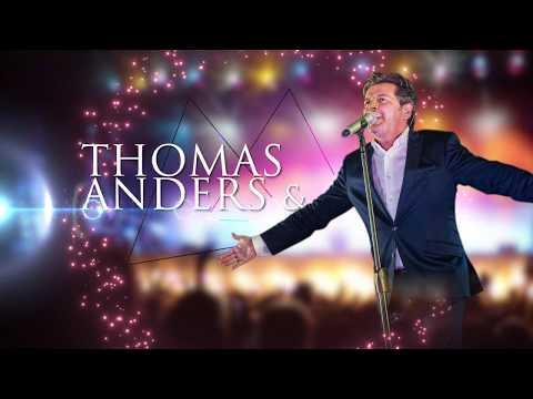 Thomas Anders 2018 USA Tour Promo Video 1