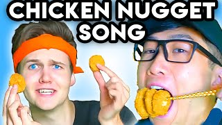 LankyBox- Ultimate Chicken Nugget Song (Official Video)