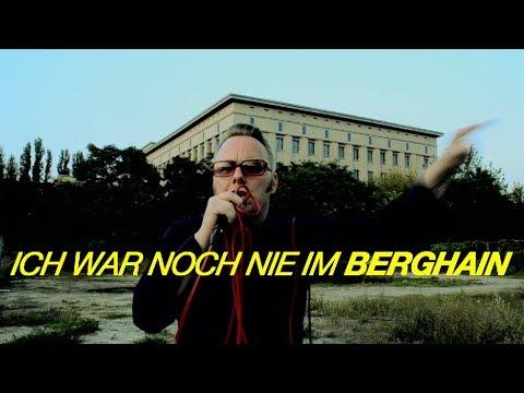 Tomas Tulpe - Ich war noch nie im Berghain (Offizielles Video)
