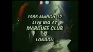 IMAGE DOWN 歌詞別バージョン GIG AT MARQUEE CLUB