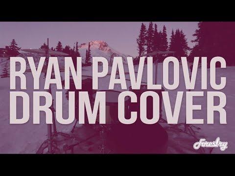 Ryan Pavlovic X Zedd/Our Last Night X Clarity (Drum Cover)