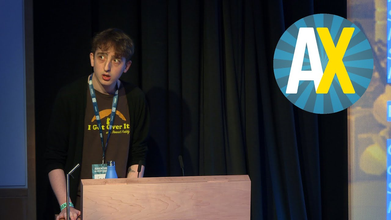 AdvX 2019 - Sam Machell - Help! Help! Everything is Collapsing: Video Games as Collage