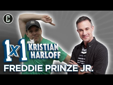 Freddie Prinze Jr. , 1x1 W KRISTIAN HARLOFF