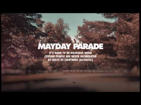 Mayday Parade - It's Hard To Be Religious... (Acoustic) Mp3