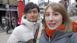 Как японцы начинают НОВЫЙ ГОД. Просим удачу по-японски.