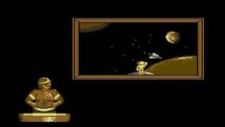 Trap Demo - Commodore C64