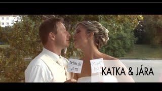 Svatební klip | Kateřina a Jaroslav | Formát 720 p