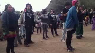 Earthdance Argentina 2013 - Dj Mauri Maori - Capilla del Monte