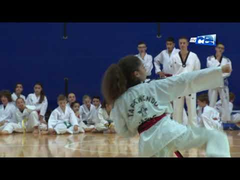 XIV Campeonato de Taekwondo de Ceuta de técnica y exhibición