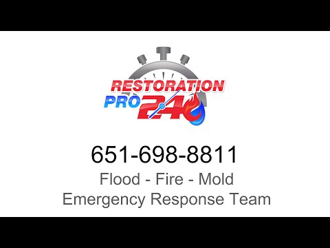 Water Damage | Restoration Pro 24