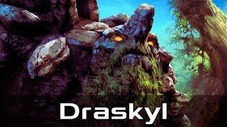 Draskyl — Tiny, Mid Lane (Nov 22, 2019) | Dota 2 patch 7.22 gameplay