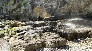 """La """"cascata"""" di Trani in zona """"Conche"""""""
