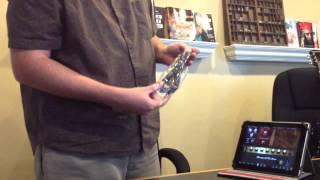 Unboxing chitarra epiphone rocksmith 2014 PS3