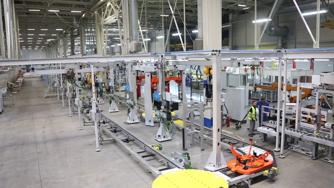 Завод конвейер сборка элеватор зернопродукт