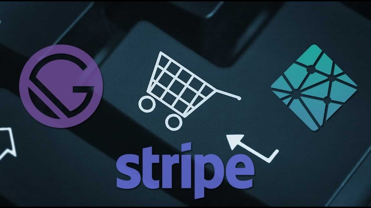 Building an e-commerce site with Gatsby, Netlify, and Stripe