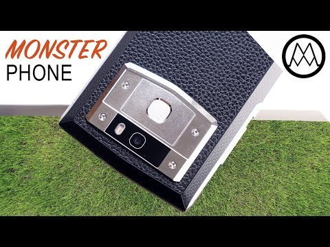 The Monster Smartphone - Oukitel K10000 Pro
