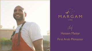 Hattem Mattar | Arab Pitmaster | Margra Middle East | Margra |  TattykeelxVerticroft