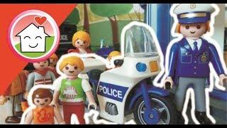 Playmobil Film deutsch Kommissar Overbeck: Die Kita besucht die Polizei