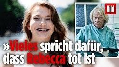 Profiler Axel Petermann spricht über den Vermisstenfall Rebecca
