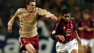 RC Lens 2 - 1 Milan AC - Ligue des Champions - 29 octobre 2002