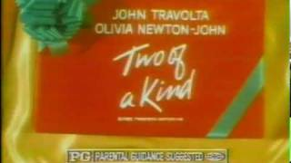 Two of a Kind (1983) TV Spot