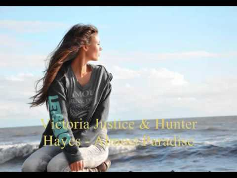 Victoria Justice  Hunter Hayes   Almost Paradise.wmv
