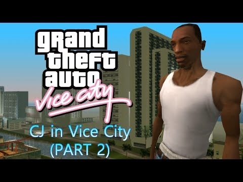 CJ In Vice City 2