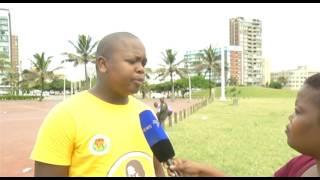 ANCYL pro-Zuma march wrapped up: Ayanda Mhlongo